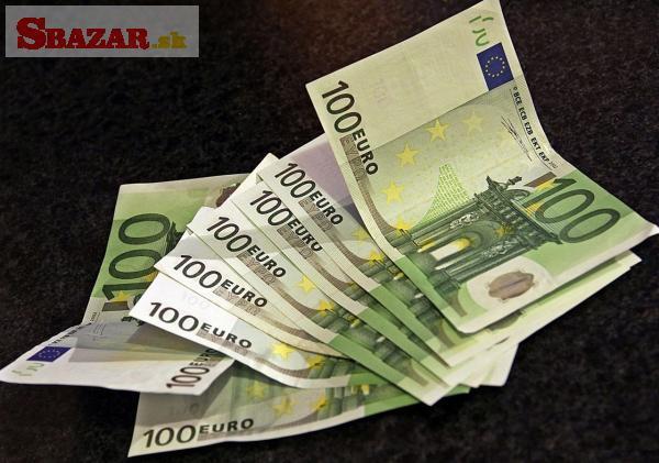 Vyhľadajte finančnú pomoc