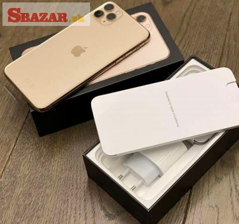 Apple iPhone 11 Pro 64GB = $500, iPhone 11 Pro Max