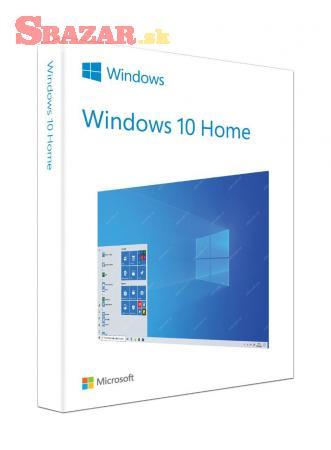 Windows 10 HOME - SK/CZ LICENCE