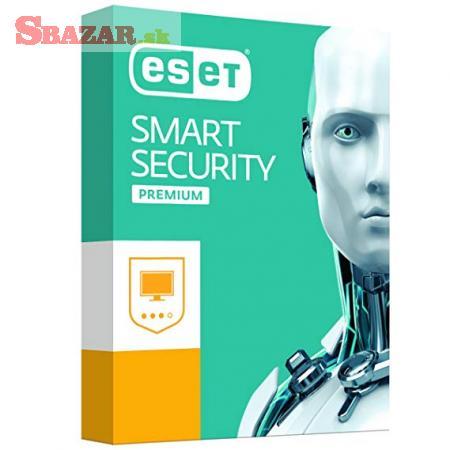 ESET Smart Security Premium 1-4 PC na 1 až 2 roky