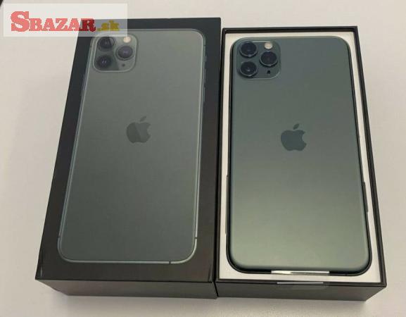 Apple iPhone 11 Pro 64GB= €400,iPhone 11 Pro Max