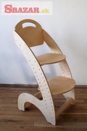 Dětská rostoucí židle LOCHNESS