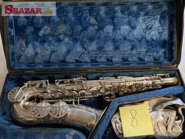 Saxofon Alt kohlert strieborny