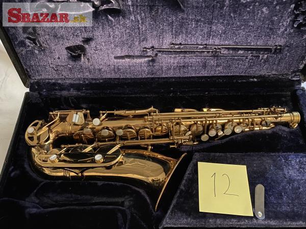 Saxofon Alt CONN USA zlaty