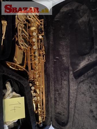 Saxofon Alt Roi Bessons zlaty
