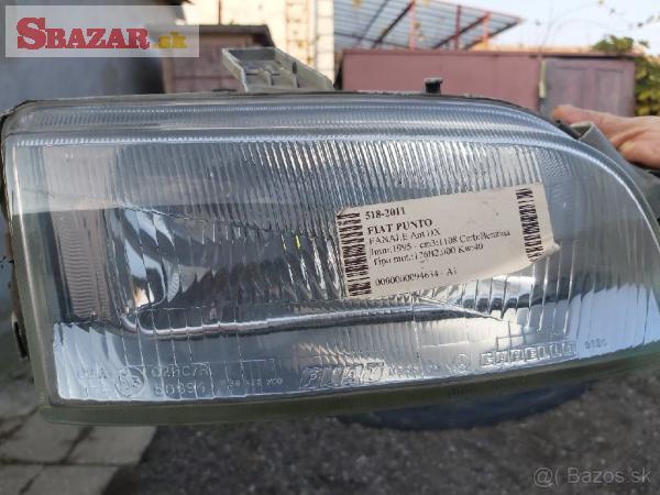 Svetlo na Fiat Punto