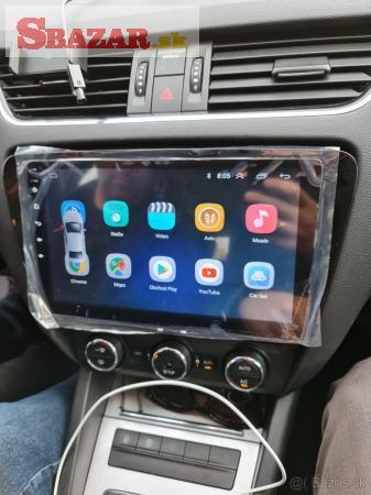 2din radio Škoda Octavia III a Superb 3 (od 2013+