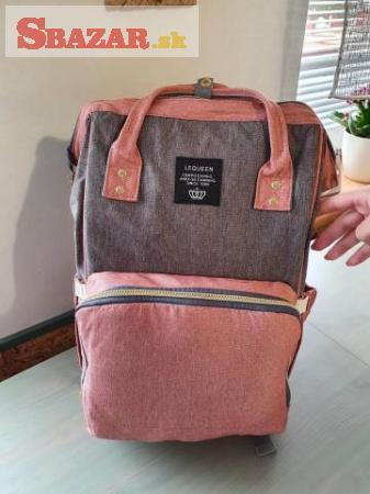 Prebaľovací batoh