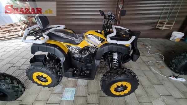 Predám štvorkolku ATV 250