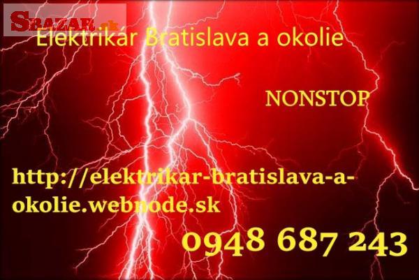 Elektrikár -opravy a montáž