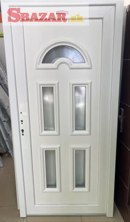 Na predaj nové plastové vchodové dvere KÖLN