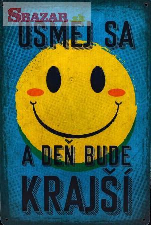 Usmej sa a deň bude krajší