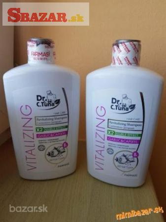 2x Regeneračný cesnakový šampón