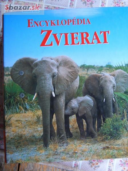 Encyklopedia ZVIERAT - PROFIBAZAR.sk 0e6e4634e52