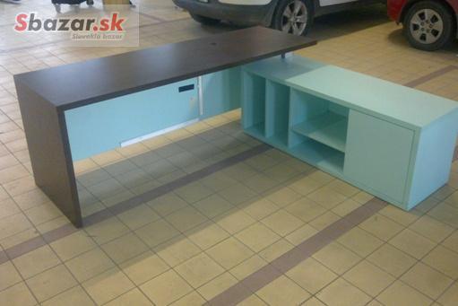 368168913ab7 Predám pracovný stôl v tvare L - PROFIBAZAR.sk