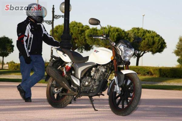 Predám motorku Keeway RKV 125