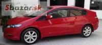 KUPIM Honda Insight Hybrid od roku 2009