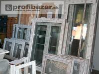 Plastová okna a balkónové dveře - nová - levn