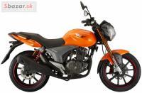 Predám motorku Keeway RKV 125 104029