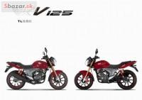 Predám motorku Keeway RKV 125 104031