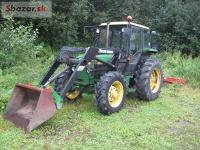 Traktor John Deere 1850 s TP a ŠPZ