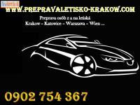 Doprava letisko Krakow 0902-754-367