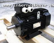 Elektromotory 0,12 kW až 4 kW