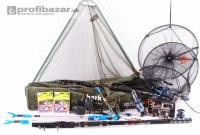 Rybárská vybava komplet teleskopy
