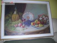 Predám starý maďarský obraz