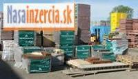 Predaj stavebných materiálov