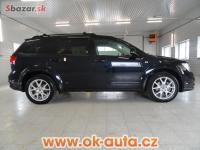Fiat Freemont 2.0 MJT4x4 125 kW 7MÍST AUTOMAT 201