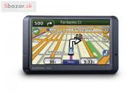 GPS navigácia s mapou Európy Garmin nüvi 265W
