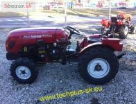 novy malotraktor agro master 254 4x4 servo riadeny