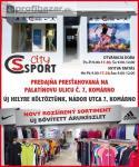 CitySport e-shop s detskou športovou obuvou