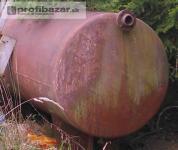 Ocelová nádrž (jímka, nádrž atd.)