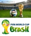 Pohár FIFA MS 2014 Brazília !