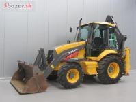 Volvo BL7=1 traktorbagr