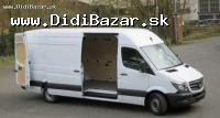 Mercedes-Benz - 313 CDI Sprinter XXL