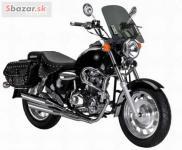 Predám motorku Keeway Superlight 125