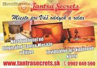 Kurz Tantra masaží