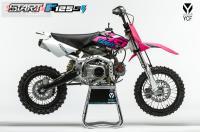 Predám pitbike Start 125 SE