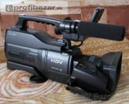 Predám Full HD kameru SONY HVR-HD1000