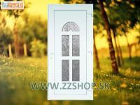 Lacné plastové a oceľové vchodové dvere