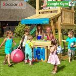 Modul Obchod k hracím vežiam Jungle Gym