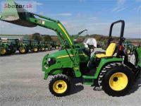 John Deere 33/20 traktor