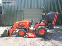 Kubota B2410 traktor