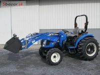 New Holland TC4=0D traktor