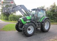 Deutz Agrotron M620 4WD