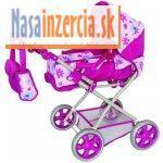 kočiarik pre bábiky