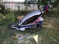 Chariot CX1 + cyklo + in-line + lyže + miminkovni